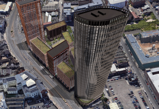 Birmingham_Irish_Centre_Tower